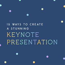 presentation design 101