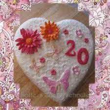 zum 20 hochzeitstag lotte s zuckerschnute blütenpaste und 20 hochzeitstag