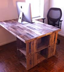 reduce reuse repurpose a recycled apple crate desk weaver u0027s