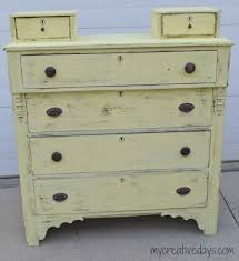 Shabby Chic Dressers by Shabby Chic Dresser Makeover Guest Post Country Chic Paint