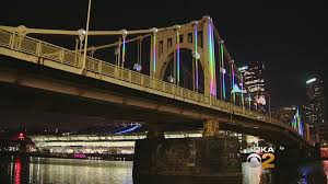 pittsburgh light up night 2017 date first of its kind display to debut on carson bridge cbs pittsburgh
