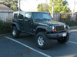 4 inch lift and 35 rubicon4wheeler choosing the right suspension system