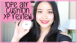 iope air cushion xp review demo youtube