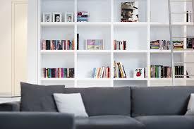 furniture home ot16cubewe 16 cube bookshelf white modern elegant