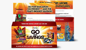First Six Flags Our Direct Response Marketing Work Six Flags Bkv