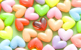 images of colorful hearts most beautiful sc