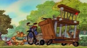 the new adventures of winnie t the new adventures of winnie the pooh trap as trap can 1988