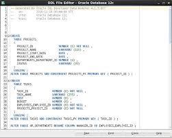 tutorial oracle data modeler re engineering your database using oracle sql developer data modeler 4 1