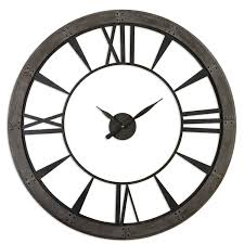 Wooden Wall Clock by Decorative Clocks Wall Hanging Desk Large U0026 Small On Sale