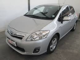 toyota auris used toyota auris 180xs hsd hybrid a t for sale