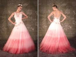 ombré wedding dress ombre wedding dress ombre wedding ombre