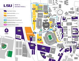 University Of Kentucky Campus Map Lsusports Net The Official Web Site Of Lsu Tigers Athletics