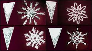 how to make paper snowflakes craft projects for every fan