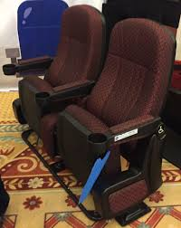 movie theater seats for home lot of 10 used home theater movie chairs seating fixed backs
