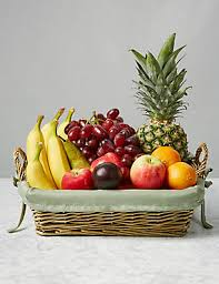 fruit basket gifts fruit baskets luxury traditional fruit gift hers m s