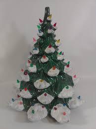 ebay ceramic christmas trees christmas lights decoration