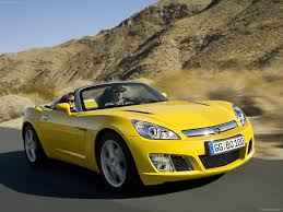 opel yellow opel gt 2007 picture 6 of 91