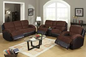 Microfiber Reclining Sofa Sets Recliner Sofa And Loveseat Sa Cm636 Reclining Leather Sofa