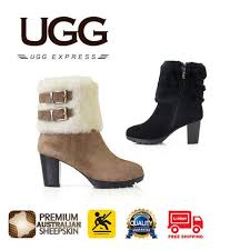 womens ugg boots with heel heels ugg express