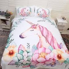 Unicorn Bed Set Unicorn Bed Set New Product Summer Styles