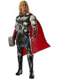 thor costume men s 2 deluxe thor costume superheroes mens costumes