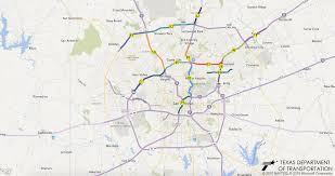 San Antonio Texas Map 14 Of Texas U0027 100 Most Congested Roadways Are In San Antonio The