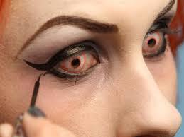 halloween makeup for black skin halloween makeup tutorial glam dark fairy hgtv