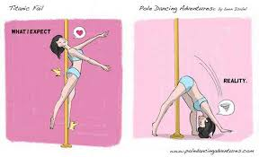 Pole Dancing Memes - cleo s rock n pole
