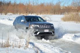 jeep van 2014 capsule review jeep grand cherokee ecodiesel the truth about cars