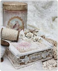 Shabby Chic Projects by Shabby Chic Crafts To Make Made This Beautiful Album With Paper
