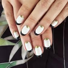 junk food nail art kiss and make up dog nail art nails