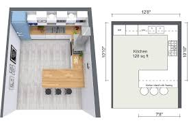 Bathroom Remodeling Roomsketcher by Kitchen Design Tips Roomsketcher 2d And 3d Floor Plan Of Kitchen