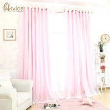 Light Pink Blackout Curtains Light Pink Curtains Light Pink Curtains For Nursery Light Pink