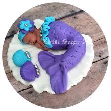 mermaid baby shower cake home design ideas