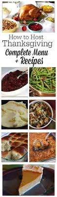 50 best recipes ideas for traditional thanksgiving day