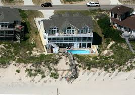 Beach House Rentals In Corolla Nc by Sunrise Surprise Vacation Rental Twiddy U0026 Company