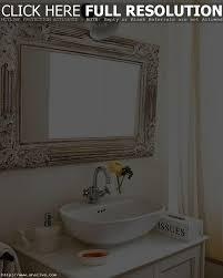 mirror frame ideas bathroom mirror frames ideas best bathroom decoration