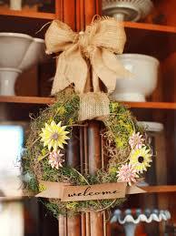 thanksgiving deco 10 fall door decorations that aren u0027t wreaths hgtv u0027s decorating