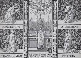 the four ends of mass the catholic gentleman
