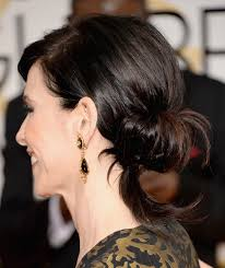 julianna margulies haircut 12 romantic lower updo hairstyles suited for every occasion pretty