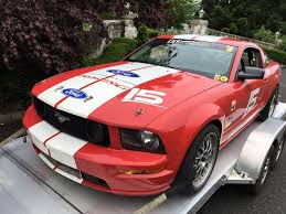 2005 mustang gt performance specs 2005 mustang gt spec iron iron aer road race car for sal