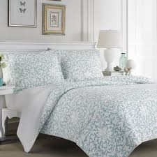 laura ashley girls bedding ashley lifestyles mia reversible quilt set