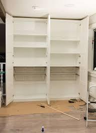 Best  Ikea Pantry Ideas On Pinterest Ikea Hack Kitchen Ikea - Kitchen pantry cabinet ikea