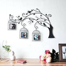 wall decal tree of e home pared metal la pared coracian y la