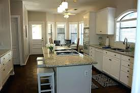 kitchen island with sink and seating 7 ft kitchen island awesome 7 foot kitchen island with sink