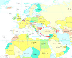 map of wurope map of europe including turkey justinhubbard me