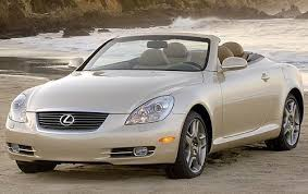 lexus is 2009 used 2009 lexus sc 430 convertible pricing for sale edmunds