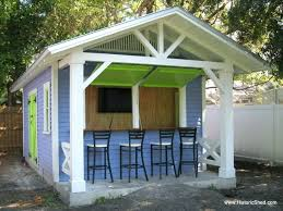 Backyard Bar Ideas Shed Ideas For Backyard Stylish Backyard Bar Ideas On Backyard Bar