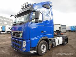 new volvo tractor trailers for sale used volvo fh13 500 tractor units year 2010 price 33 320 for