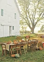 8 tips to host the best thanksgiving outside outdoor